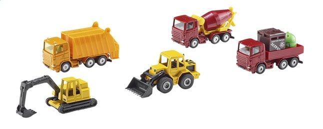 Image pour Siku 5 véhicules de construction à partir de ColliShop