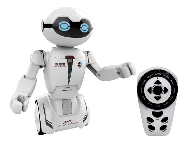 Silverlit robot MacroBot blanc