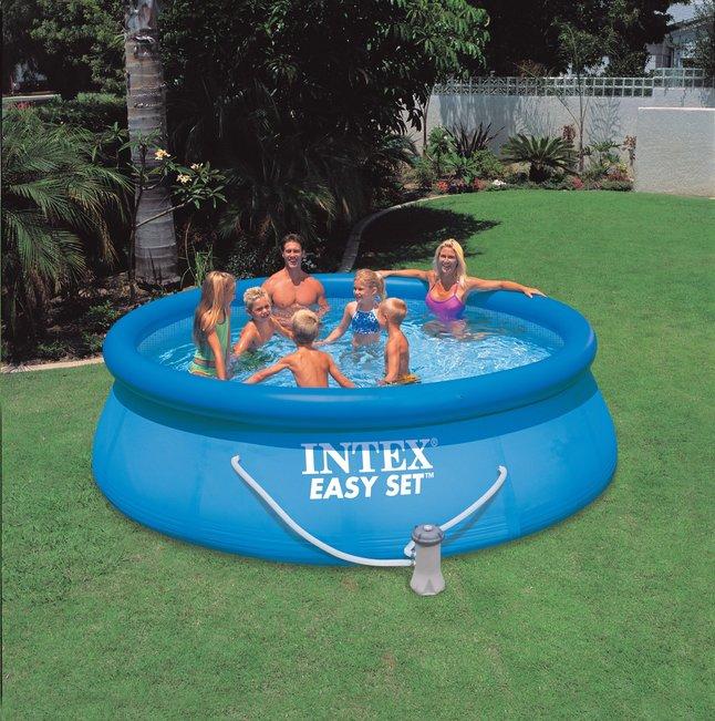 Image pour Intex piscine Easy Set diamètre 3,66 m à partir de ColliShop