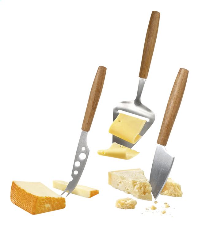 Image pour Boska Set à fromage 3 pièces Cheesy Bamboo à partir de ColliShop