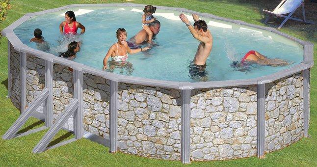 Afbeelding van Gre zwembad San Marina Iraklion 5 x 3 m from ColliShop
