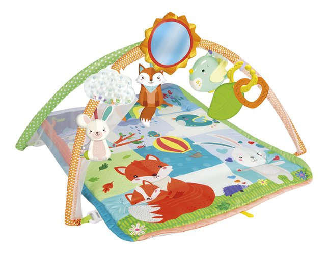 Afbeelding van baby Clementoni speeltapijt Soft Activity Gym from ColliShop