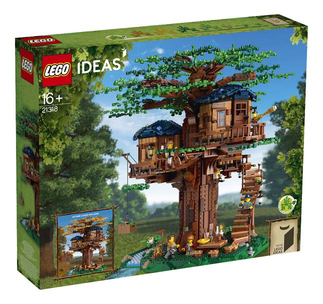 LEGO Ideas 21318 La cabane dans l'arbre