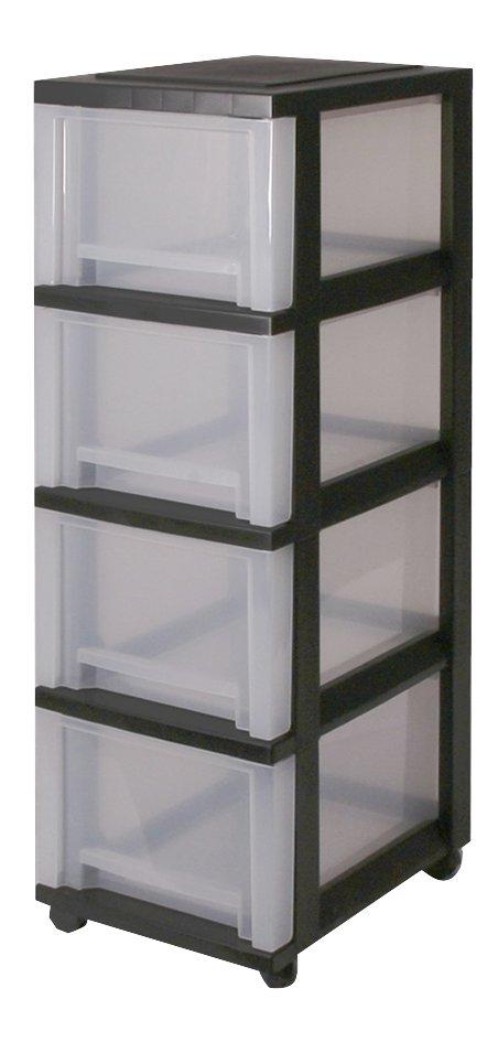 Image pour Iris Bloc-tiroirs à 4 tiroirs à partir de ColliShop
