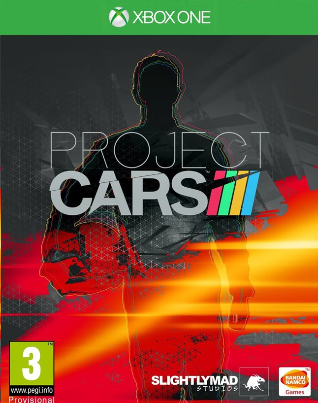Image pour XBOX One Project CARS ANG à partir de ColliShop