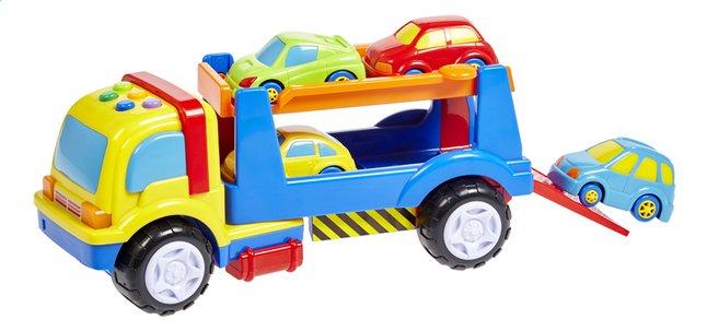 Afbeelding van DreamLand Transporttruck from ColliShop
