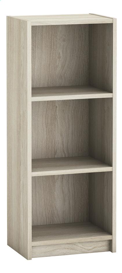 Image pour Demeyere Meubles Bibliothèque Optima décor chêne Lg 40,2 x H 101,8 cm à partir de ColliShop