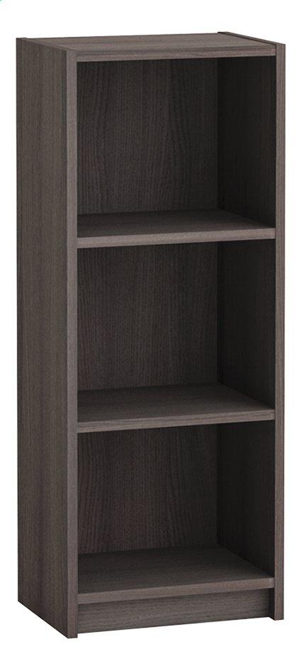 Image pour Demeyere Meubles Bibliothèque Optima décor chêne foncé Lg 40,2 x H 101,8 cm à partir de ColliShop