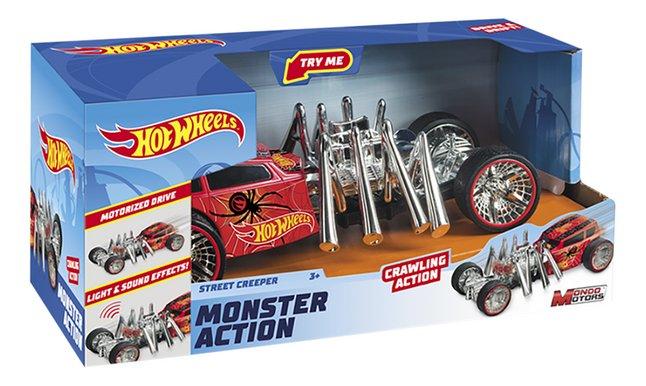 Hot Wheels auto Monster Action Street Creeper
