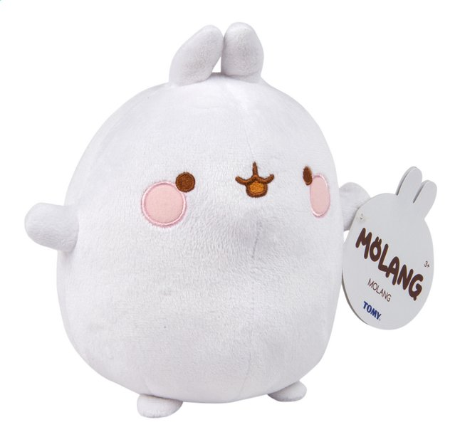 Tomy peluche Molang 15 cm