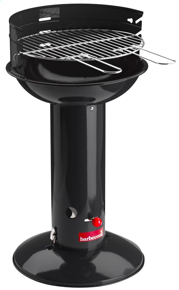 Afbeelding van Barbecook houtskoolbarbecue Basic black from ColliShop