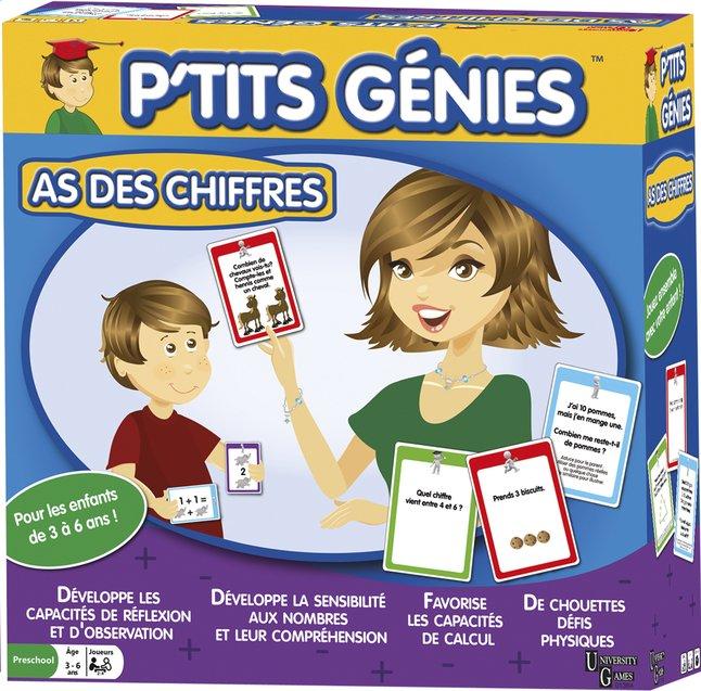 Image pour P'tits Génies : As des chiffres à partir de ColliShop