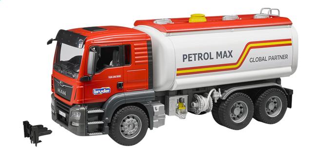 Image pour Bruder camion Man TGS camion-citerne à partir de ColliShop