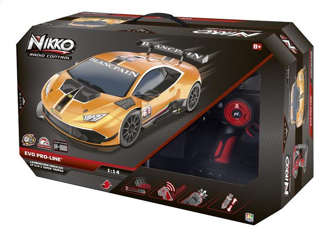 Image pour Nikko voiture RC Lamborghini Huracan Evo Pro-Line à partir de ColliShop