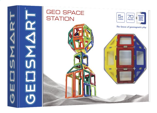 Afbeelding van GeoSmart Geo Space Station from ColliShop