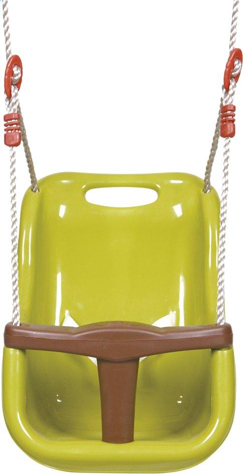 Image pour Siège pour bébé vert/brun à partir de ColliShop