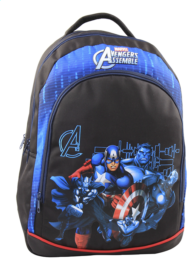 Image pour Sac à dos Avengers à partir de ColliShop