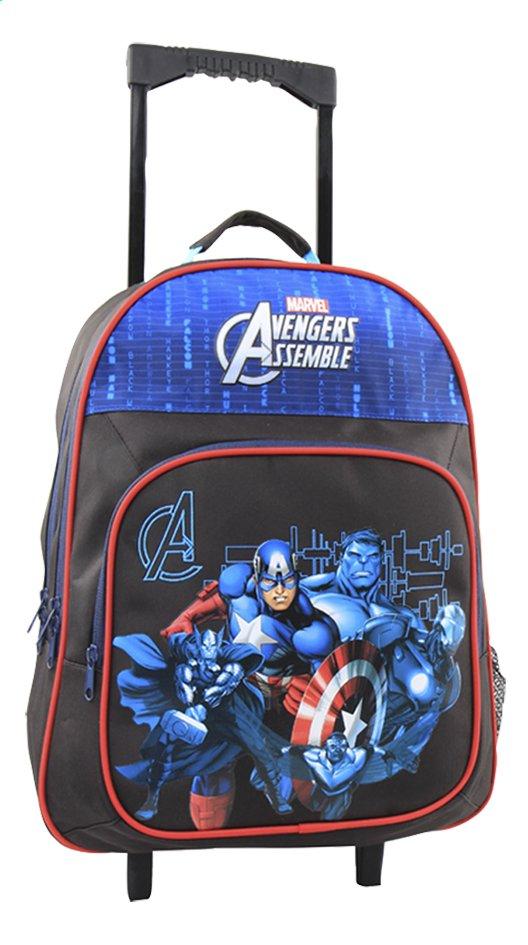 Image pour Sac à dos à roulettes Avengers à partir de ColliShop
