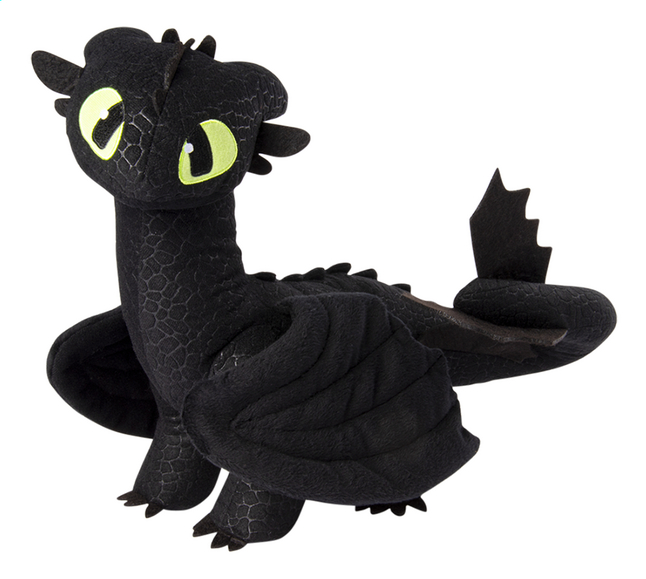 Afbeelding van How to Train Your Dragon 3  figuur Deluxe Toothless from ColliShop