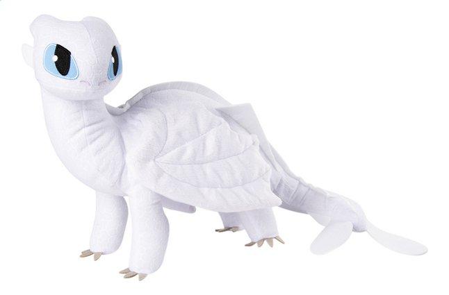 Dragons 3 figurine Deluxe Lightfury