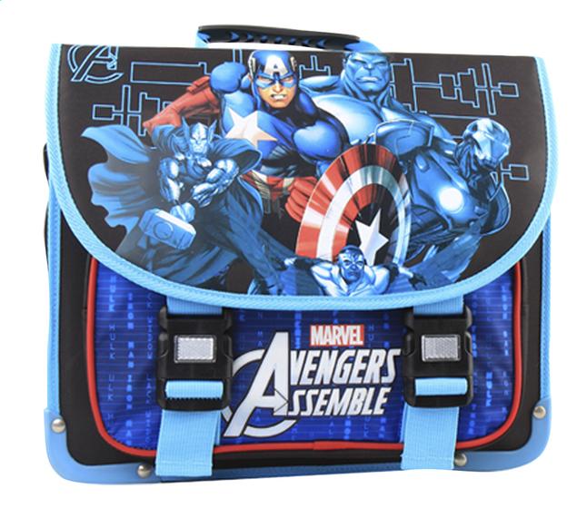 Image pour Cartable Avengers 38 cm à partir de ColliShop
