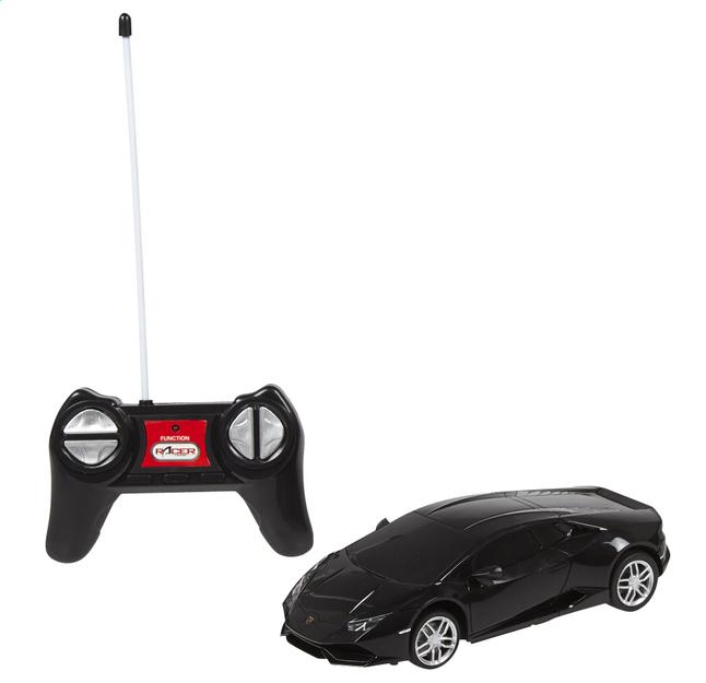 Image pour DreamLand voiture RC Lamborghini Huracan 1/24 noir à partir de ColliShop