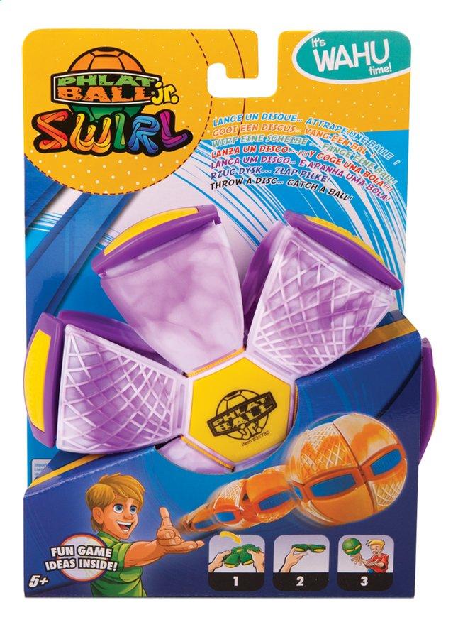 Afbeelding van Goliath frisbee Phlat Ball Swirl jr. Ø 14 cm paars from ColliShop
