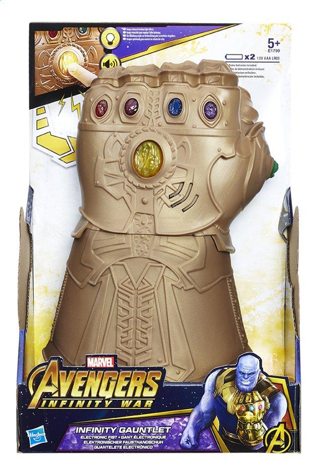 Afbeelding van Avengers Infinity Gauntlet Electronic Fist from ColliShop