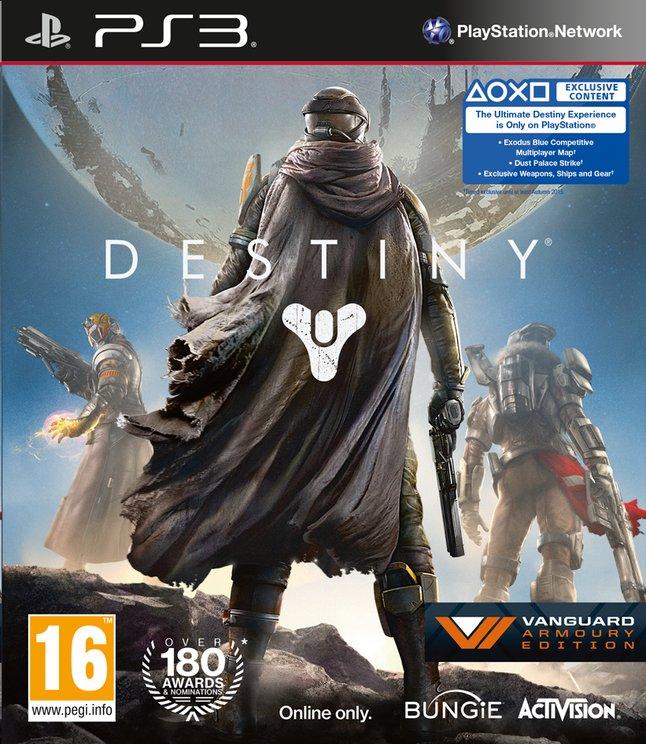 Image pour PS3 Destiny Vanguard Edition ANG à partir de ColliShop