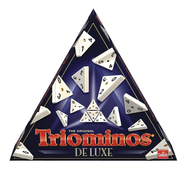 Afbeelding van Triominos Deluxe from ColliShop
