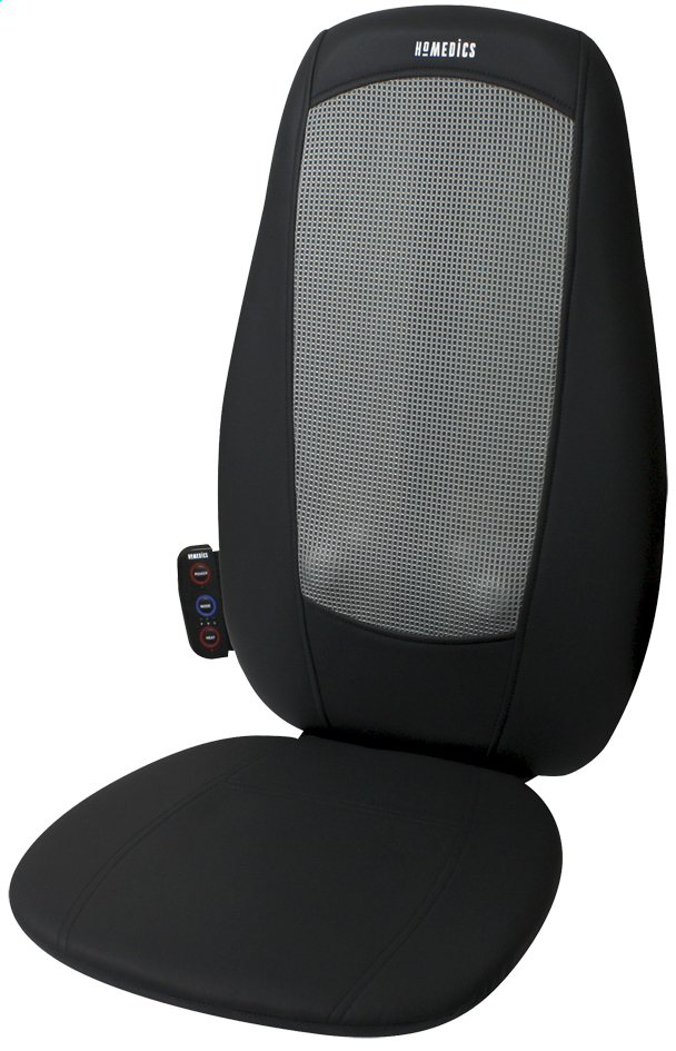 Homedics shiatsu massagekussen sbm 179h collishop - Coussin de massage scholl ...