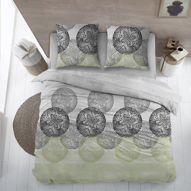 Image pour Home Style Housse de couette Napoli flanelle 140 x 220 cm à partir de ColliShop