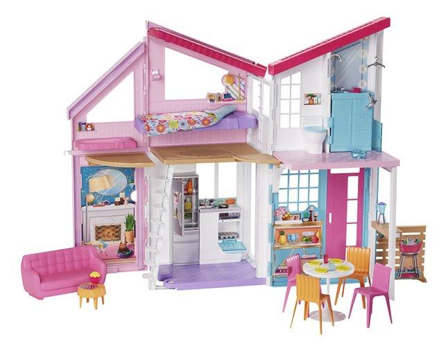 Barbie Maison De Poupees Malibu H 68 6 Cm Pas Cher A Prix Discount