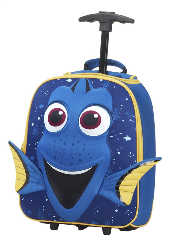 Afbeelding van Samsonite trolley-rugzak Ultimate Disney Finding Dory from ColliShop