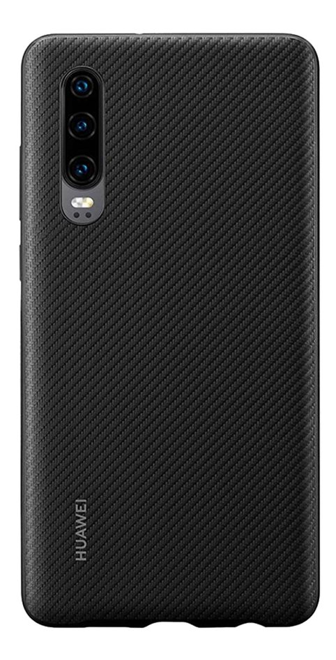 Huawei cover PU voor Huawei P30 zwart