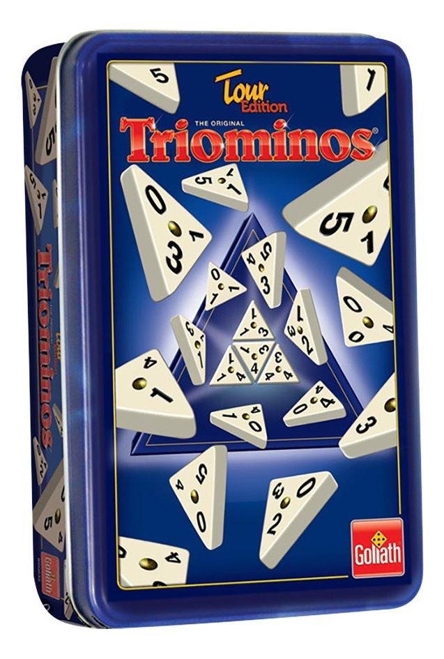 Image pour Triominos : édition de voyage à partir de ColliShop