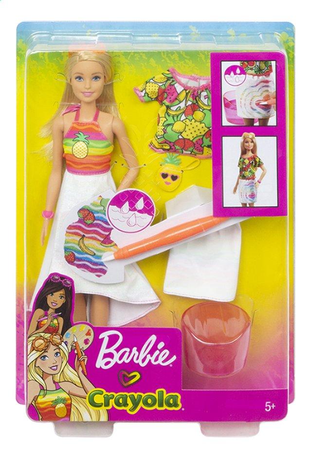 Image pour Barbie poupée mannequin  Crayola Cutie Fruity à partir de ColliShop