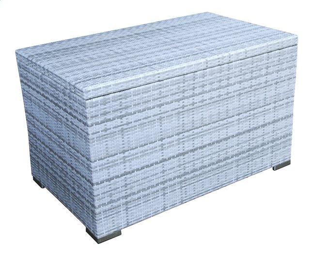 Image pour Coffre de rangement Manto gris clair à partir de ColliShop