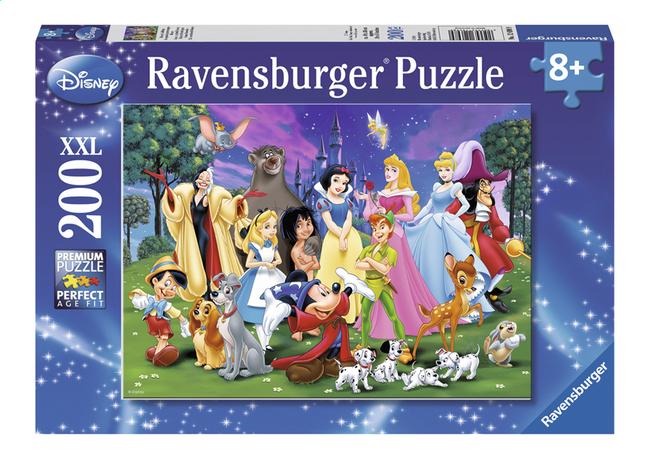 Image pour Ravensburger puzzle XXL Les grands personnages Disney à partir de ColliShop