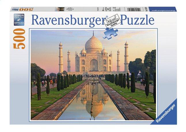 Image pour Ravensburger puzzle Taj Mahal à partir de ColliShop