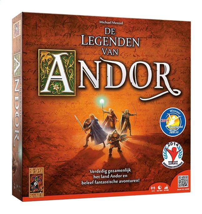 Afbeelding van De Legenden van Andor from ColliShop