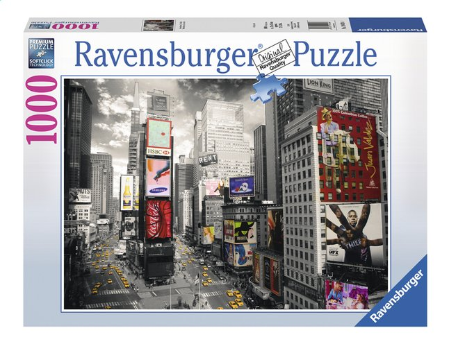 Afbeelding van Ravensburger puzzel Times Square from ColliShop