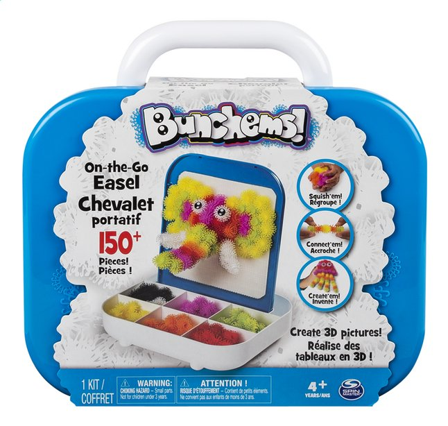 Afbeelding van Spin Master Bunchems! On-the-Go Easel from ColliShop
