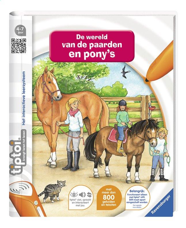 Image pour Ravensburger Tiptoi De wereld van de paarden en pony's NL à partir de ColliShop