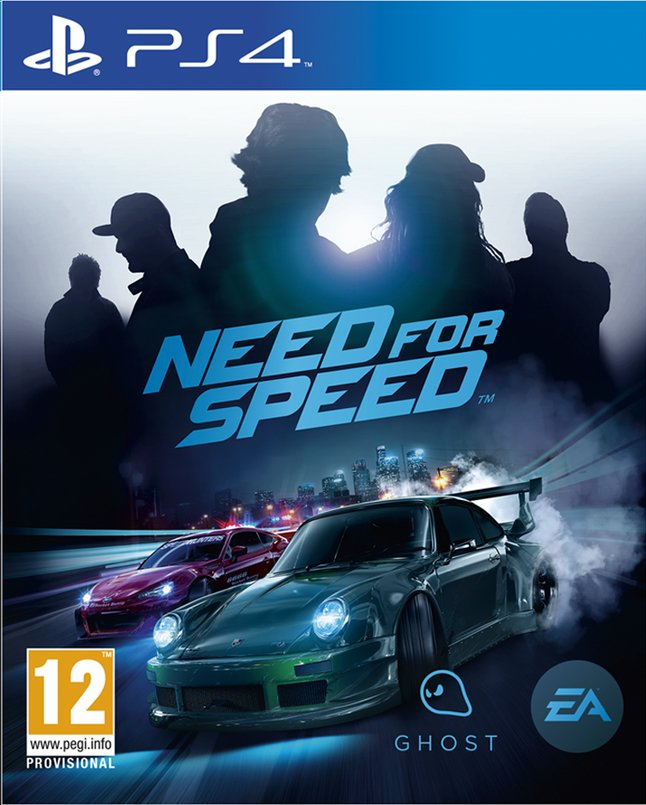 Image pour PS4 Need for Speed FR/ANG à partir de ColliShop