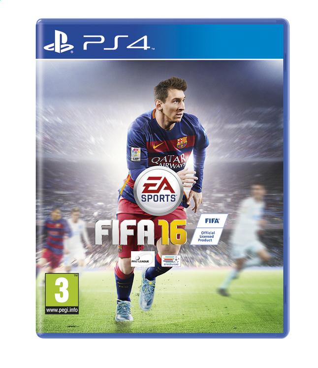 Image pour PS4 FIFA 16 FR/NL à partir de ColliShop