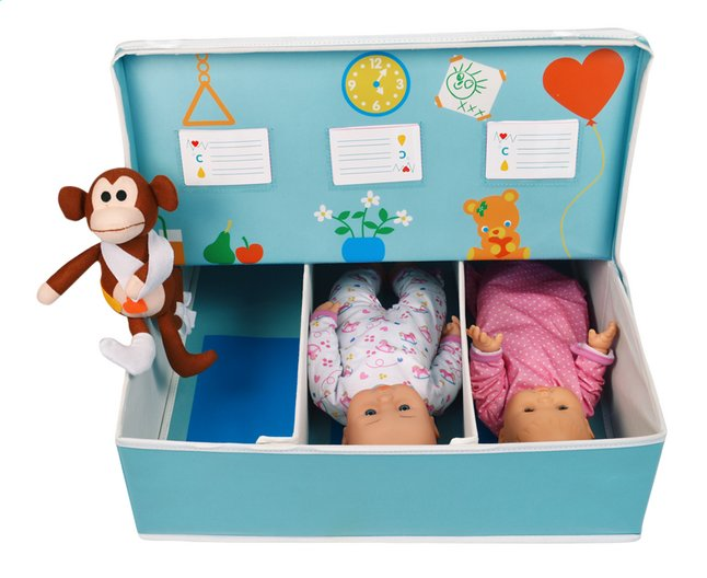 Afbeelding van Fun2Give opbergbox Pop-It-Up Hospital from ColliShop