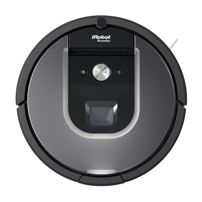 Image pour iRobot Aspirateur-robot Roomba 960 à partir de ColliShop