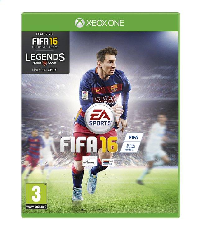 Image pour XBOX One FIFA 16 FR/NL à partir de ColliShop