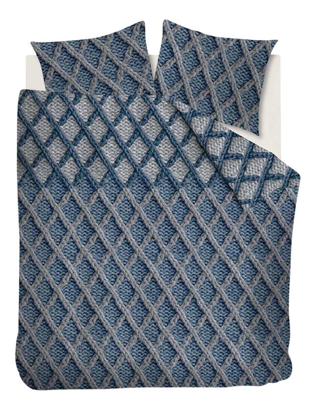Afbeelding van Beddinghouse Dekbedovertrek Ivar blue flanel 200 x 220 cm from ColliShop